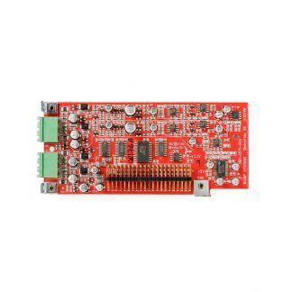 Tarjeta de 2 entradas de audio analógico, AudiaFLEX IP-2