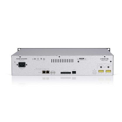 Amplificador CobraNet de 2 canales Vocia VA-2060