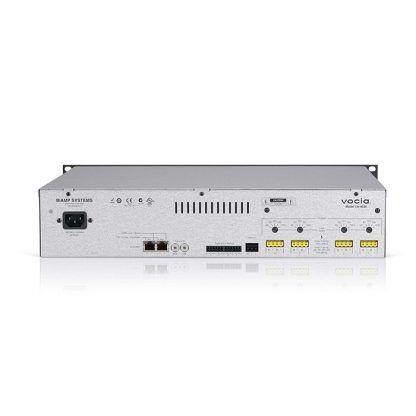 Amplificador CobraNet de 4 canales Vocia VA-4030