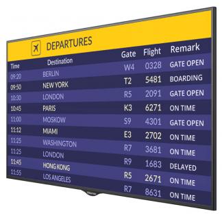 Displays para Digital Signage